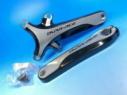 Screw Missing Items Fc-9000 175mm Dura-ace No Chainring Crank Arm Only 11s Dura