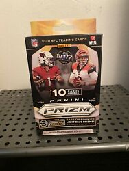 2020 Prizm Football Card Hanger Box Sealed In Hand Ready
