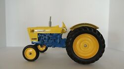 Ertl Ford 4400 112 Tractor 3 Point Hitch Excellent