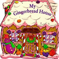 My Gingerbread House Carry Along By Mell Randy Book The Fast Free Shipping