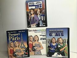 The Mary Kate and Ashley Triple Movie Collection DVD 3 Pack Boxed Set OOP HTF $75.00