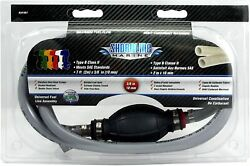 7and039 Feet - Universal Fuel Line Hose - Outboard Boat Motor - Epa Approved