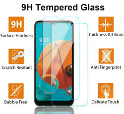 For Lg K22 K51 K22 Plus K92 5g Reflect Hd Clear Tempered Glass Screen Protector