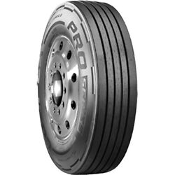 4 New Cooper Pro Series Lhs 295/75r22.5 Load H 16 Ply Steer Commercial Tires