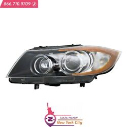 Local Pickup Hid Head Light Lens And Housing Left Fits Bmw 323i 06-08 Bm2502140