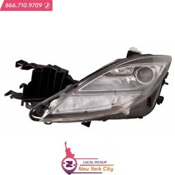 Local Pickup Hid Head Light Lens And Housing Left Fits Mazda 6 2009-10 Ma2518119