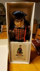Retired American Girl Doll Molly Mcintire Historical