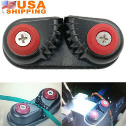 Composite K Ball Bearing Fast Entry Rope Cam Cleat Marine Boat Sailing Hardware
