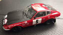 Kyosho Fairlady 1/18 Scale Model Rare Rally Monte Carlo Specifications