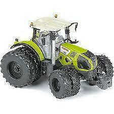 Kyosho 1/32 Claas Axion 870 Wheels Four-wheel Conversion Kit Tractor Work