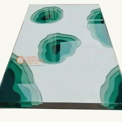 Luxury Epoxy Resin Dining And Coffee Table Handcrafted Design Best Wedding Gifts
