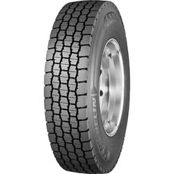 Michelin X Multi D 265/70r19.5 Load G 14 Ply Drive Commercial Tire