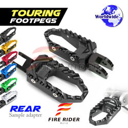 For Ducati Monster S2r 800 03-07 03 04 05 06 07 Frw Cnc Touring Rear Footpegs