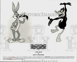Press Photo Bugs Bunny And Daffy Duck In June Bugs And Daffyand039s Revenge
