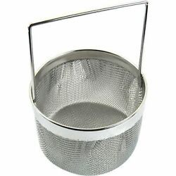 Small Ultrasonic Task Jewelry Cleaning Basket 4quot;