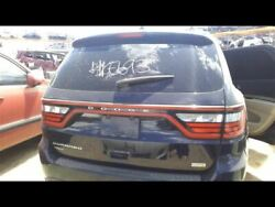 Trunk/hatch/tailgate Privacy Tint Glass Fits 14-18 Durango 17342172