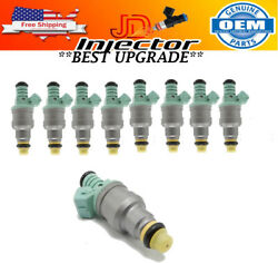 X8 Genuine Bosch Fuel Injector 160lbs 1600cc Cng Alcohol E85 02801508939