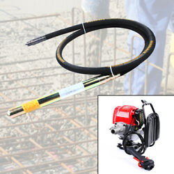 4 Stroke 4.8 Hp Engine Electric Concrete Vibrator Single Cylinder Air Cooled