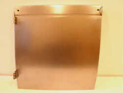 Ford Model A Open Car Door Assembly With Hinges Left 1928-1929