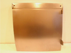Ford Model A Open Car Door Assembly With Hinges Right 1928-1929
