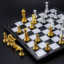 Chess Sets Big Size Plastic Medieval Table Carrom Board Games Figure 32 Pieces