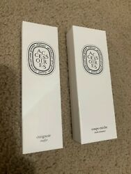 Diptyque Candle Snuffer amp; Wick Trimmer set diptyque accessary candle baies