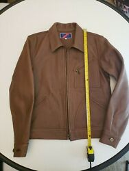 Best Made Co. Rider Leather Jacket Size S Made In Italy Msrp 1180