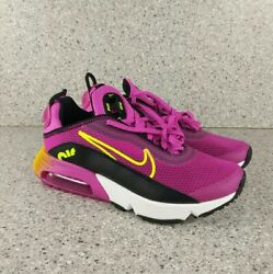 Nike Air Max 2090 Pink Womenand039s Sneakers Colorful Shoes New Size 7 8 8.5