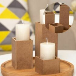 Candle Holder Stand Dinner Candlestick Table Party Home Decor Romantic Wedding