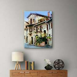 George Zucconi And039assisi Italyand039 Wrapped Canvas Extra Large