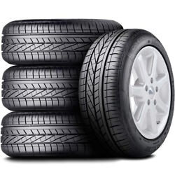4 New Goodyear Excellence Rof 275/35r20 102y Xl High Performance Tires