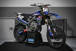 Set Graphiques Graphic Yamaha Yzf 250 19-20 Yzf 450