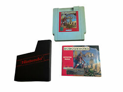 Robodemons Nintendo Entertainment System With Manual Tested Rare Color Dreams
