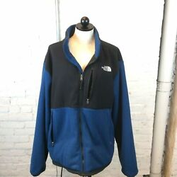 The Blue And Black Jacket   Xl