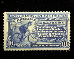 Hsandc Scott E8 10 Cent Special Delivery Mint F Nh Us Stamp