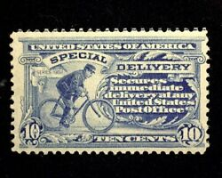 Hsandc Scott E6 10 Cent Special Delivery Mint F/vf Nh Us Stamp