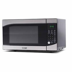 Commercial Chef Chm009 Countertop Microwave Oven 900 Watt 0.9 Cubic Feet Stai...