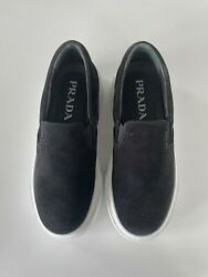 Prada Sneakers, Women Size 5 Us/ 35 It, Worn Once Too Small