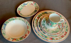 """Villeroy And Boch """"catalina"""" Anno 1748 Germany Multiple Pieces"""