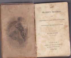 The Pilgrim's Progress From This World To That Which Is To Come Book John Bunyan