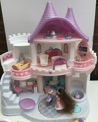 Fisher Price Once Upon A Dream Palace Castle 1995 Vintage Toy Incomplete