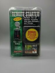 BULLDOG SECURITY Remote Starter Keyless Entry amp; Remote RS112