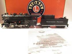 Lionel 28701- Northern Pacific 0-8-0 Switcher W/tmcc And Rs - 0/027 - Ln - Hh1