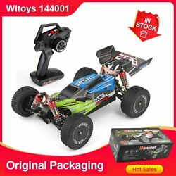 Wltoys 144001 1/14 2.4g Racing Rc Car 4wd High Speed Remote Control Vehicle Mode