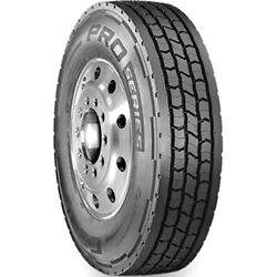 4 New Cooper Pro Series Lhd 295/75r22.5 Load G 14 Ply Drive Commercial Tires