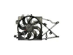 For 2002-2005 Saturn L300 Engine Cooling Fan Assembly Rear Dorman 191412zs 2003