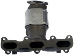 For 2003-2006 Hyundai Tiburon Manifold With Integrated Cat Converter Front 2004