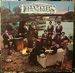 The Trammps Where Happy People Go/1976 Us Board With Company Sleeve Atlantic Sd