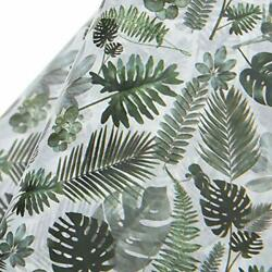 Wrapaholic Gift Wrapping Tissue Paper - 24 Sheets Tropical Plam Leaf Print Gi...