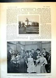 Old Hair Dressing Competition Budapest Boiling Shrimps Beagle Show 19 20th